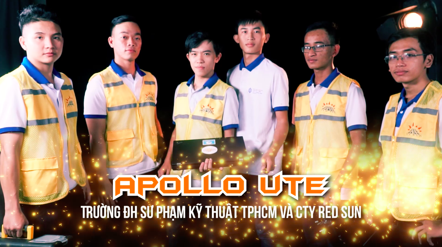 Robofight TV Show | Team Introduction Video | Apollo UTE